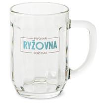 Pivní sklo - 0,5 l